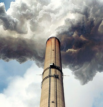 Smelter Smoke Stack